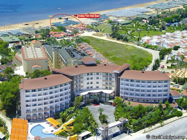Holiday Point Hotel & SPA ( Tanyeli Hotel )