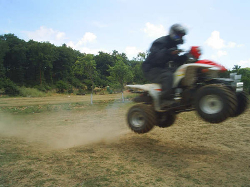 Antalya ATV ( Quad ) Safari Turu